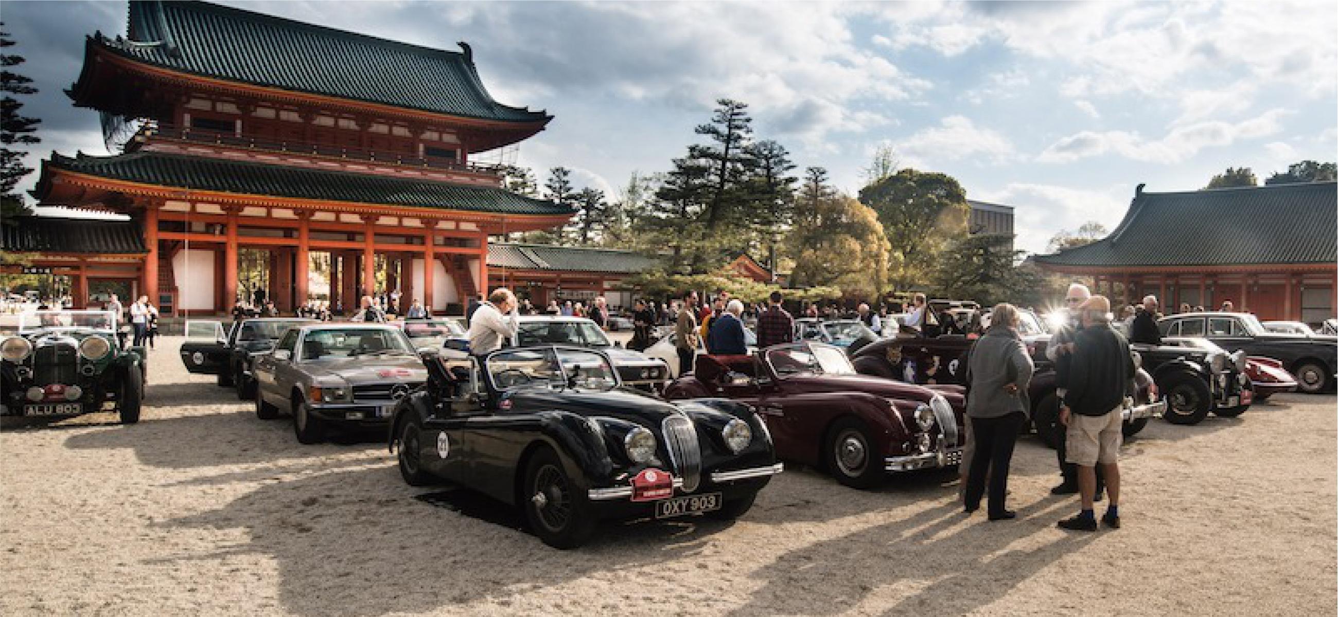 Tour d'Elégance Japon