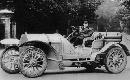 +1 Classic Car Tourism